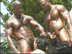 Boys blow big black cocks too!!! 6