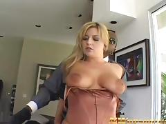 Black Mature, Big Cock, Big Tits, Black, Blonde, Boobs