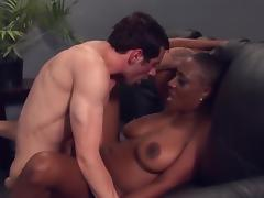Adorable, Adorable, Amateur, Black, Fucking, Interracial