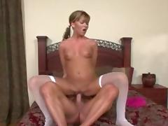 Horny pornstar Jeanie Marie Sullivan in fabulous cunnilingus, blowjob adult video