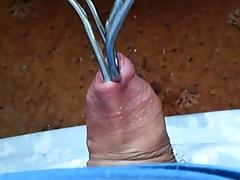 Foreskin cumshot - part 2 !