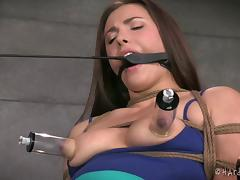 Bimbo, Adorable, BDSM, Bimbo, Bondage, Bound