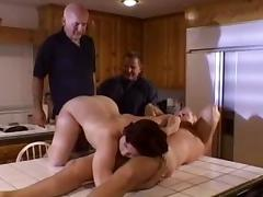 Hottest pornstar Kailee Garcia in crazy brunette, threesomes adult scene