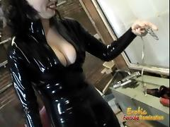 All, Compilation, Femdom, Horny, Latex, Mistress