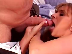 Cuckold Watches His Wife Get Fucked By A Pornstar