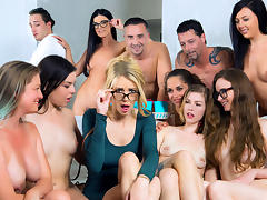 Blake Eden & India Summer & Keiran Lee in In The Flesh - DigitalPlayground