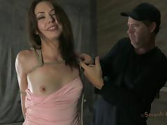 Bondage, BDSM, Bondage, Brunette, Cute, Fetish