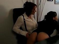 Boss, BDSM, Boss, Lesbian, Mistress, Office