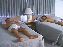 Fucking His Room Mate