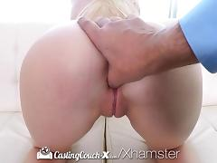 CastingCouch-X - Blonde Amateur Sierra Nicole fucks agent