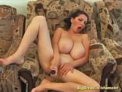 amazing big natural breasts