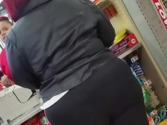 Big Ass In Line