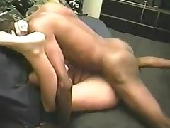 Hotwife Jamie sucks and fucks a black guy