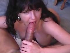 Horny pornstar Kat Riley in hottest anal, brunette adult clip