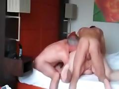 Hottest Homemade movie with Threesome, BBW scenes