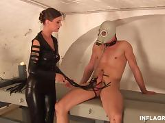 german bdsm basement dominatrix