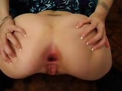 English blonde amateur girl anal