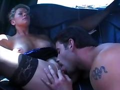Exotic pornstar Johnni Black in horny anal, blonde adult clip