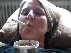 Smoking Claudia 2