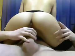 Russian amateur couple Mark_and_Morg fucking
