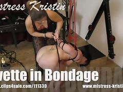 Mistress Kristin - Bondage and Punishment for Yvette