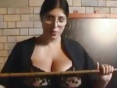 Busty Brunette BBW With Huge Natural Tits Compilation