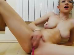 Squirting webcam