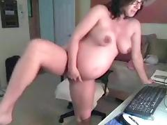 Fabulous Amateur movie with MILF, Close-up scenes