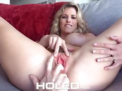 holed - guy anal fucks busty stepmom cory chase