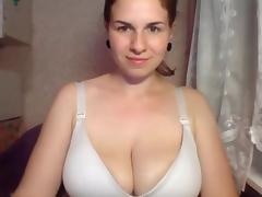 Webcam big boobs and areolas 10