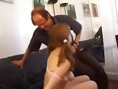 Dad, Anal, Ass, Blonde, College, Grandpa