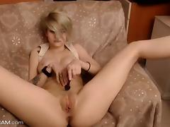 Very Hot Webcam Sex Show With Dirty Camslut