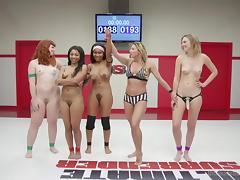 All, Babe, BDSM, Ebony, Foursome, Group