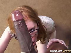 april turner takes bbc balls deep