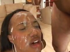 Bukkake, Black, Bukkake, Compilation, Ebony, Facial
