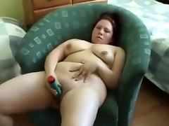 Incredible Amateur clip with Masturbation, BBW scenes