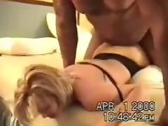 Cuck hub films BBC creampie then eats it