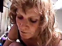 Trailer Trash Mature Sucking Big Cock