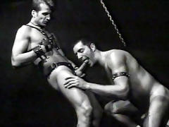 Glory Holes #5 - Leather Mania Scene 2 - Bromo
