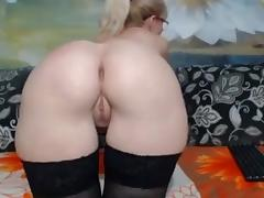MLF From Russian fingering ass