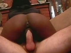 Horny pornstar Mo Wetta in best big butt, cumshots xxx video