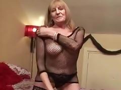 Grandmother, Amateur, Granny, Masturbation, Mature, Old