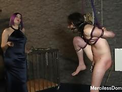 Crying, BDSM, Femdom, Mistress, Screaming, Spanking