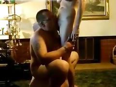 Burly guy fucks skinny hooker hard