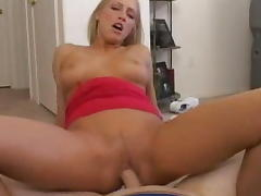 Amazing pornstar Cassie Young in exotic blonde, pov adult movie