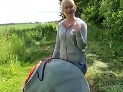 Das Popp-Zelt - So kannst Du mich treffen!