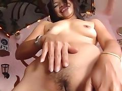 Hottest pornstar in crazy creampie, asian porn clip