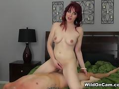 Jessica Ryan in Horny and Ready to Fuck Live - WildOnCam