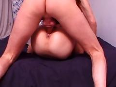 Best pornstar Chanel Chavez in amazing blowjob, 69 xxx movie