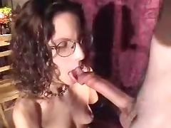 Incredible Amateur clip with Small Tits, Blowjob scenes